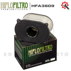 FILTRO ARIA HIFLO HFA3609 SUZUKI SV 650 X,Y,K1,K2 1999 2000 2001 2002