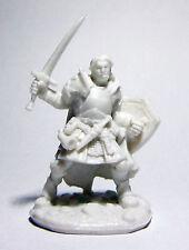 1x RHEAGAR PALADIN - BONES REAPER figurine miniature rpg d&d hero warrior 77467