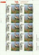 Nederland Postfris 1997 MNH V1727 vel - Tien Vakantie Groeten