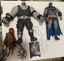 DC MULTIVERSE DARKFATHER AND BANE BAF COMPLETE DARK KNIGHTS DEATH METAL