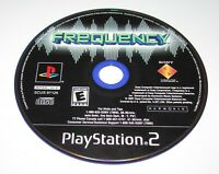 Frequency (Game Only) Playstation 2 Fast Shipping!