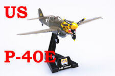 Easy Model 1/72 USS P-40E Curtiss Warhawk Fighter 11FS 343FG 1942 #37272