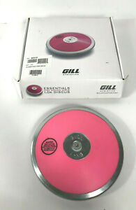 Gill 1K Discus Pink 70% Rim Weight in Orig Box High School Stainless Steel B6