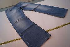 ESPRIT Soul Standard Fit Herren Men Jeans Hose 32/32 W32 L32 stone wash blau #74