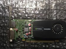 NVIDIA Quadro 600 1 GB GDDR3 SDRAM PCI Express x16 Graphics adapter. 4 available