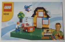 LEGO® Bauanleitung / Instruction Nr. 5932