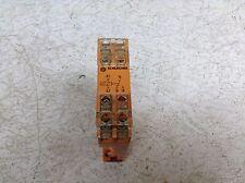 Schleicher KSB11 110-127 VAC 0.5 Second Timer Relay Time KSB 11 (TB)