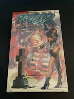 Razor Metal and Flesh Chromium Trading Cards, Factory Sealed Box - 1996  RARE