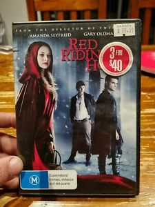 Red Riding Hood (DVD, 2011)
