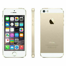 Apple iPhone 5s - 16GB - Gold (Factory Unlocked) 4G LTE iOS (GSM) Smartphone A
