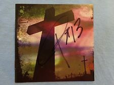 Phil Anselmo PANTERA Signed Autographed CD Cover/Jacket D