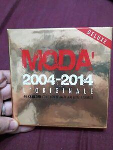2cd+dvd Modà 2004-2014 L'originale