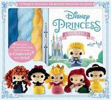 Disney Princess Crochet (Crochet Kits), Whitley, Jana,Ward, Jessica