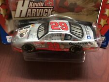 #29 KEVIN HARVICK  ROOKIE 1/43 TAZ + GOODWRENCH 2001 WINNERS CIRCLE 1/43