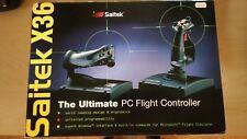 Saitek Joystick PC Flight Controller X36