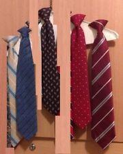 Lot of 5 Boys Ties Dress Attire different child sizes S M L very good