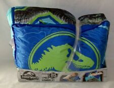 Jurassic World Slumber Bag Pillow 2 Piece Set