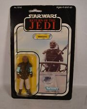 Star Wars ROTJ Weequay Action Figure Kenner 1983 77 Back MOC New