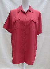 "St Michael Marks & Spencer vint/retro button through top/blouse Bust 36"" Size 14"