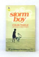 Storm Boy by Colin Thiele illustrated vintage paperback Australian classic novel