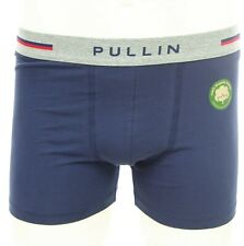PULL IN Boxer Homme MASTER coton bleu Mascot FRENCH caleçon underwear PULLIN