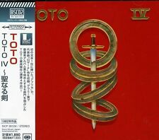 Toto - Toto IV [Import] [New CD] Blu-Spec CD 2, Japan - Import