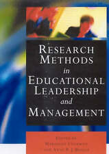 USED (VG) Research Methods in Educational Leadership and Management (Centre for