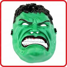 HULK THE AVENGERS GREEN MONSTER DEVIL MASK-COSTUME-DRESS UP-PARTY-HALLOWEEN