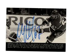 2014-15 UD Masterpieces Max Pacioretty Wire Photo Autograph On Card Auto