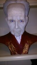 Halloween prop BRAM STOKERS DRACULA BUST. One of a kind. HUGE.
