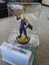 Nintendo Amiibo Cloud Super Series Smash Brothers Figure - Excellent Condition