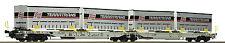 Roco 67396 vagón articulado doble de bolsillo TERRATRANS