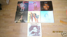 DIANA ROSS-7 RECORDS LOT-HITS-SURRENDER-LAST TIME-EVERYTHING IS.-BABY-TOUCH-S/T!
