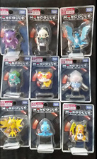 Takara Tomy Moncolle Official Licensed  9 Piece Lot  Pokemon Figure