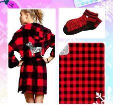 Victoria s Secret Women s Plaids Checks Sleepwear   Robes  251ba34c9