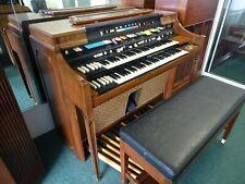 Hammond Organ Concorde, 2312M, Leslie Speaker, Bench, Bass Pedals Complete Servi