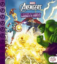*BRAND NEW* MARVEL'S THE AVENGERS: LIGHTS OUT! (Childrens book, Super Heroes)