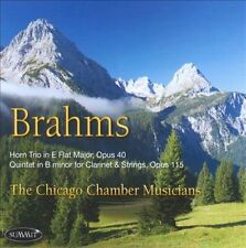 FREE US SHIP. on ANY 3+ CDs! ~LikeNew CD CHICAGO CHAMBER MUSICIANS: Chamber Musi