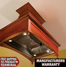 Vent A Hood Stainless Liner TH454PSLE-SS 54 Inch Warranty Free Shipping 1100 CFM