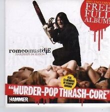 (CK233) Romeo Must Die - 2010 Metal Hammer CD 216