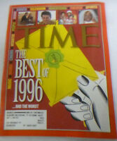 Time Magazine The Best Of 1996 And The Worst Tom Cruise 043014R