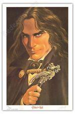 Affiche BD SWOLFS Prince de la nuit Vampire 200ex-s 40x60 cm