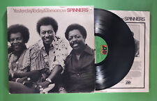 Spinners - Yesterday, Today & Tomorrow (1977, LP)