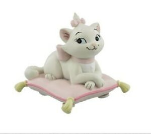 DISNEY MAGICAL MOMENTS MARIE CAT ON CUSHION LITTLE PRINCESS  WIDDOP AND CO UK