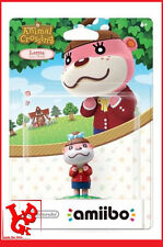 AMIIBO LOTTIE LOU Animal Crossing Wii-U Wii U 3DS Nintendo Jeu Video  # NEUF #