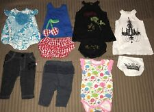 Toddler Girl Clothes 3-6 Months, Gently Used Smoke Free Home, Lot