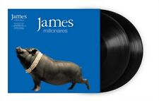 James  - Millionaires - New Double Vinyl LP + MP3