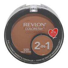 Revlon Colorstay 2-in-1 Compact Makeup & Concealer 320 True Beige