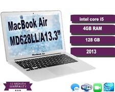 "Apple Laptop MacBook Air 13"" anni (2013) - i5 1.7GHz - Core 4 GB ram, 128 GB SSD"
