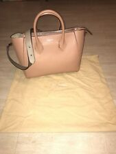 1a910e37f3cf NWT MICHAEL KORS COLLECTION - HELENA Large French Calf Leather Satchel  Handbag